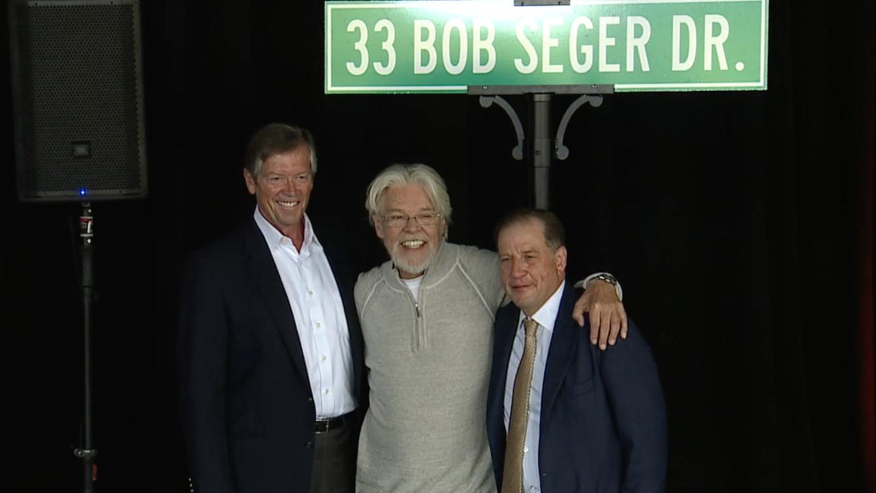 Bob Seger Dr. DTE Energy Music Theatre