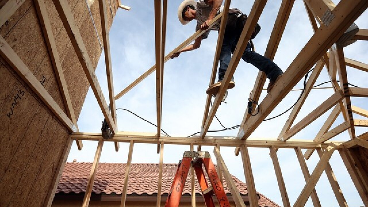Bill addressing building codes heads to Idaho Senate