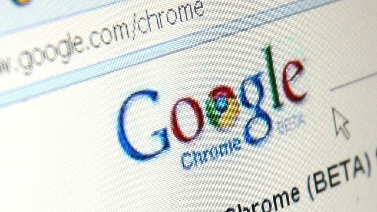 Scam: Google Chrome 'update' infects computers with malware