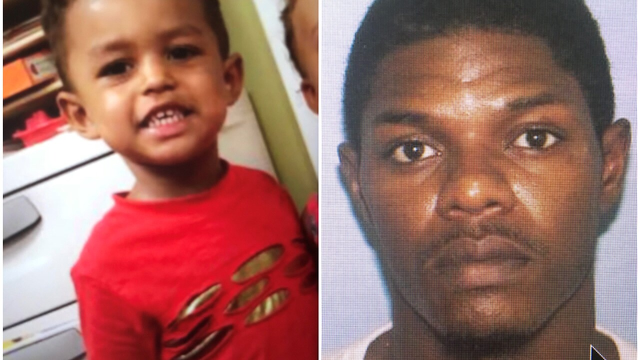 Amber Alert canceled for Ohio boy