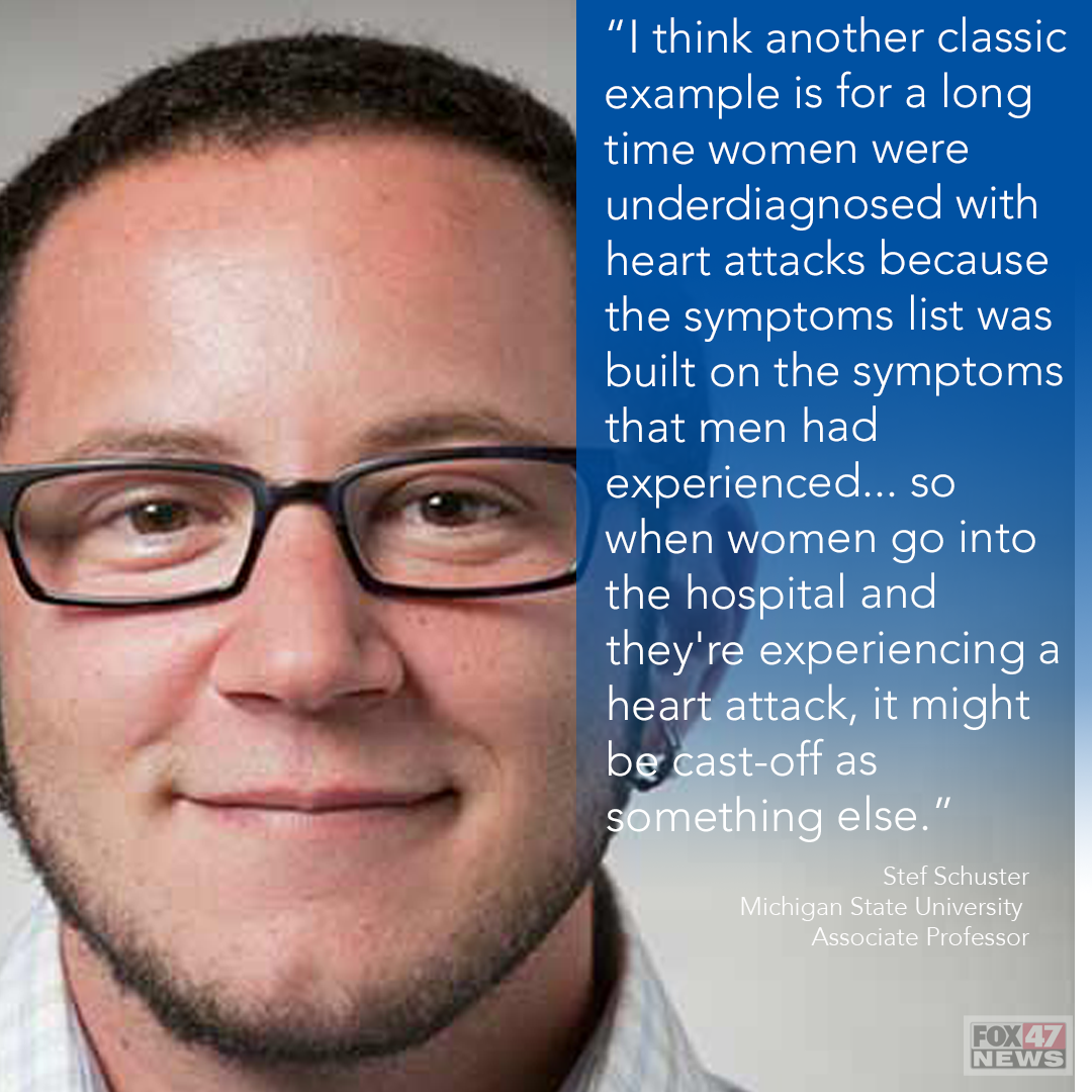 Michigan State University Associate Professor Stef Schuster on Implicit Bias