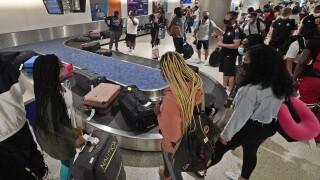 Virus Outbreak Travel