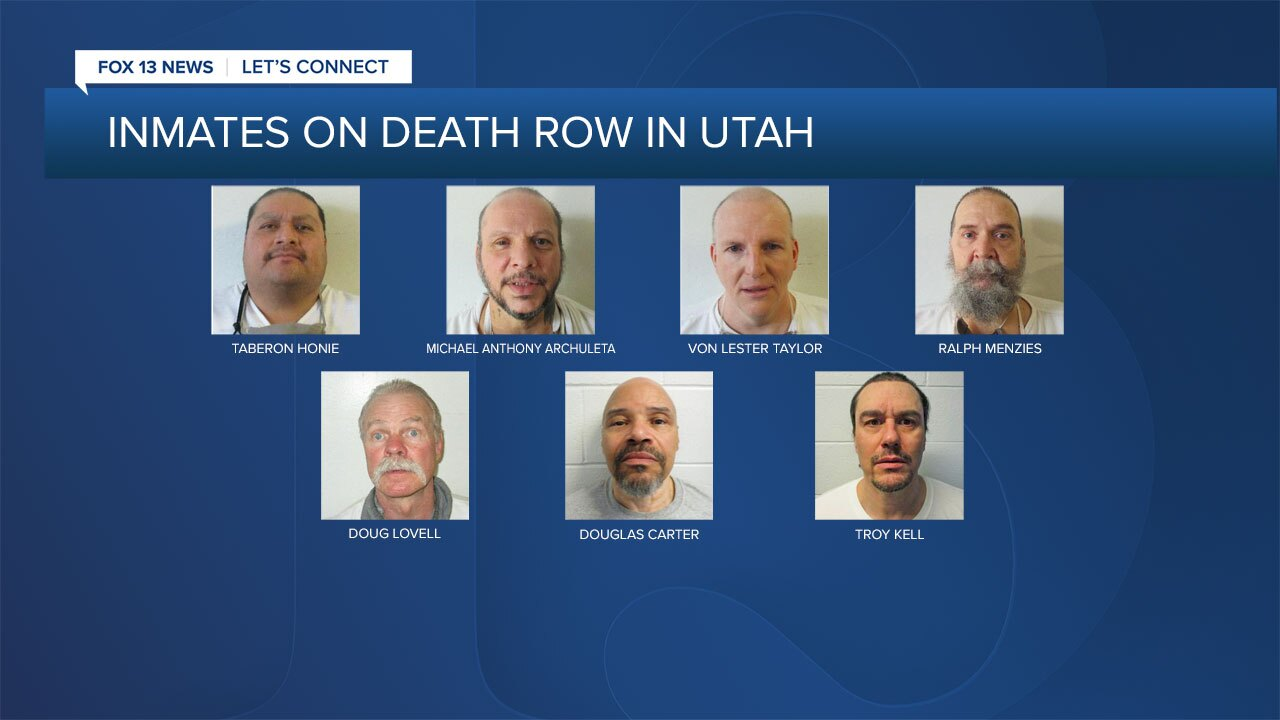 Utah death row inmates