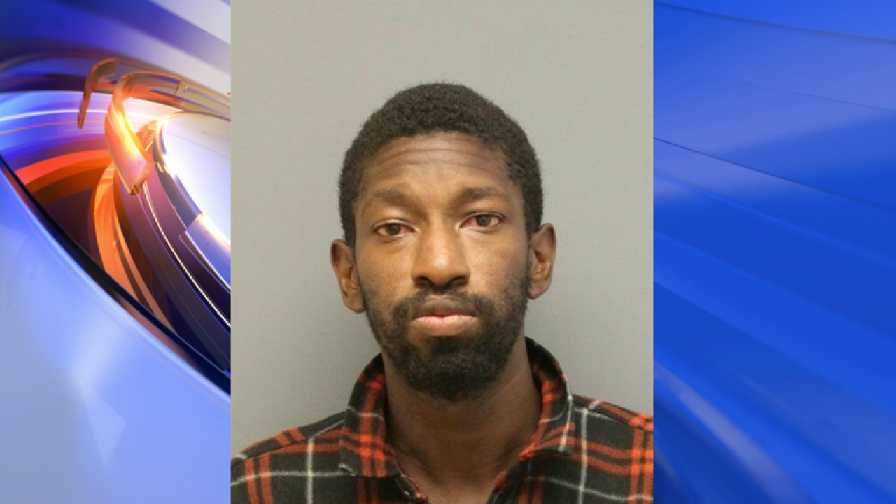 Police: Man arrested for exposing himself at Newport News DollarGeneral