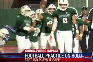 Officials respond to TAFT athlete who tested positive for COVID-19