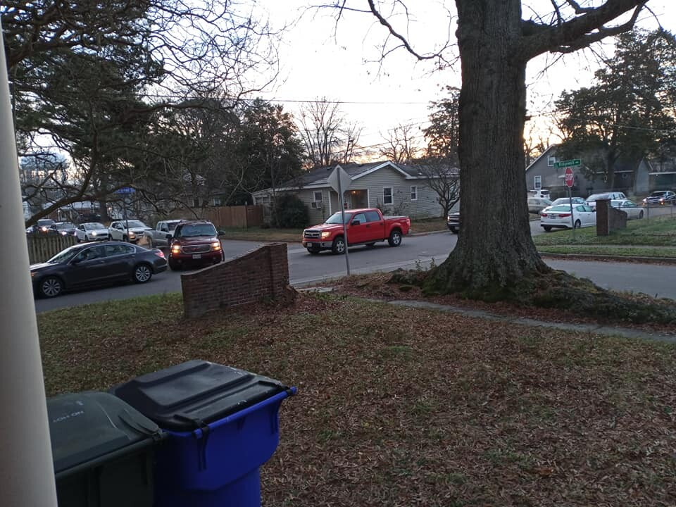 Photos: Traffic woes lead to frustration for people living near Naval StationNorfolk