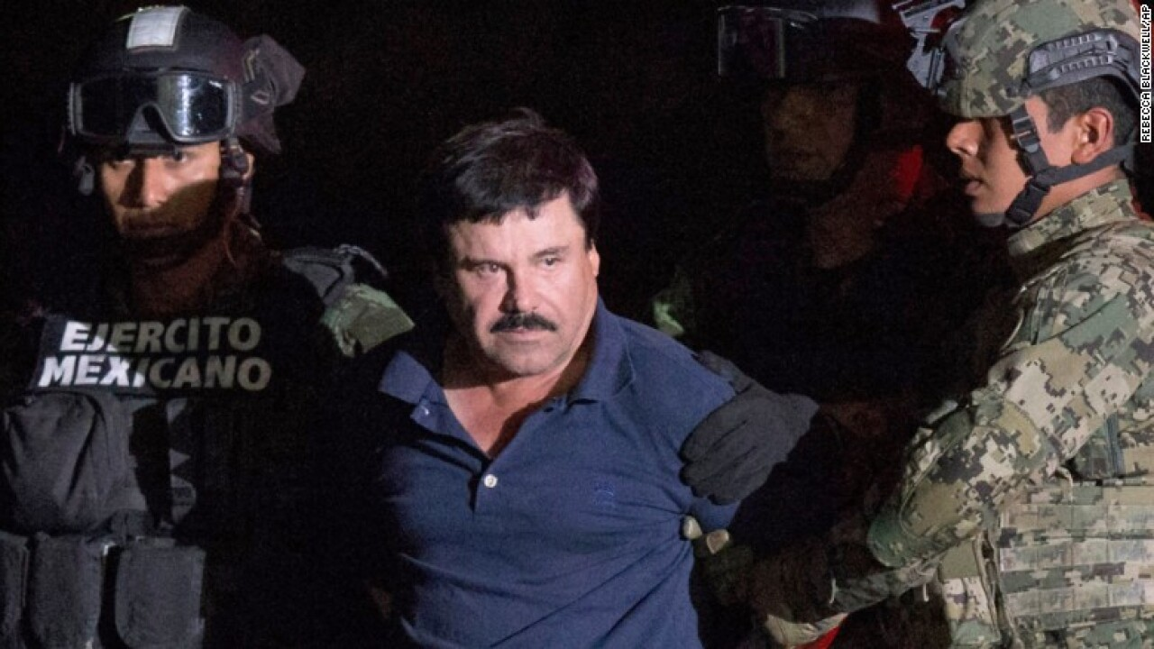 Mexico's AG: 'El Chapo' will be extradited to US