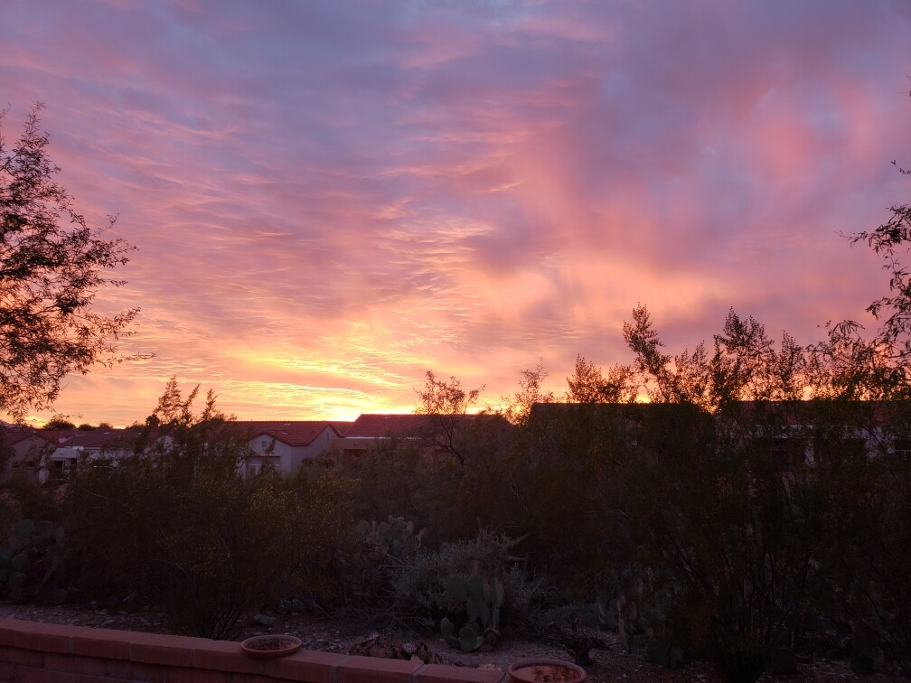 SUNSET at Sun City in Oro Valley by Bill Frasca.jpeg