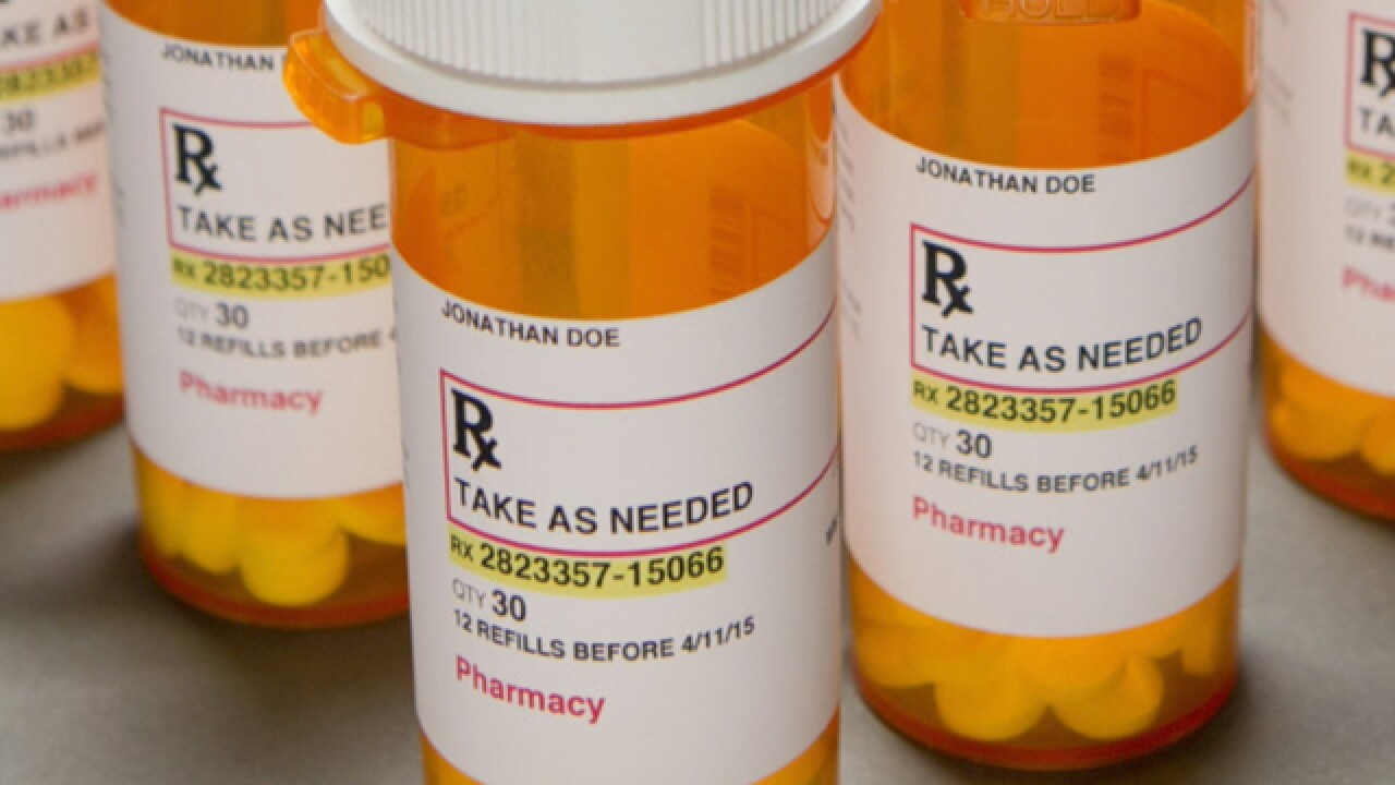 Jackson County files suit against Oxycontin manufacturer