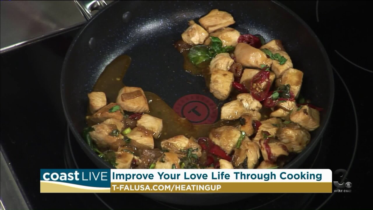 Tips to impress a date while sharpening your culinary skills on Coast Live