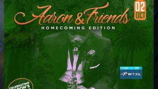 SECOND CUP: Aaron and Friends Homecoming Edition