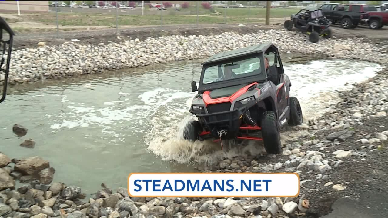 Gear up for summer with ATVs from Steadman's
