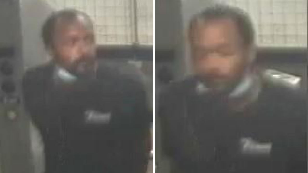 Subway robbery in manhattan