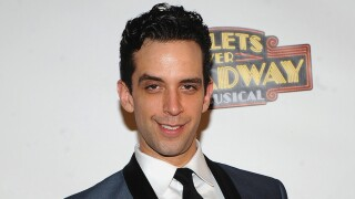 Nick Cordero: Broadway star wakes up after COVID-19 put him in weeks-long coma