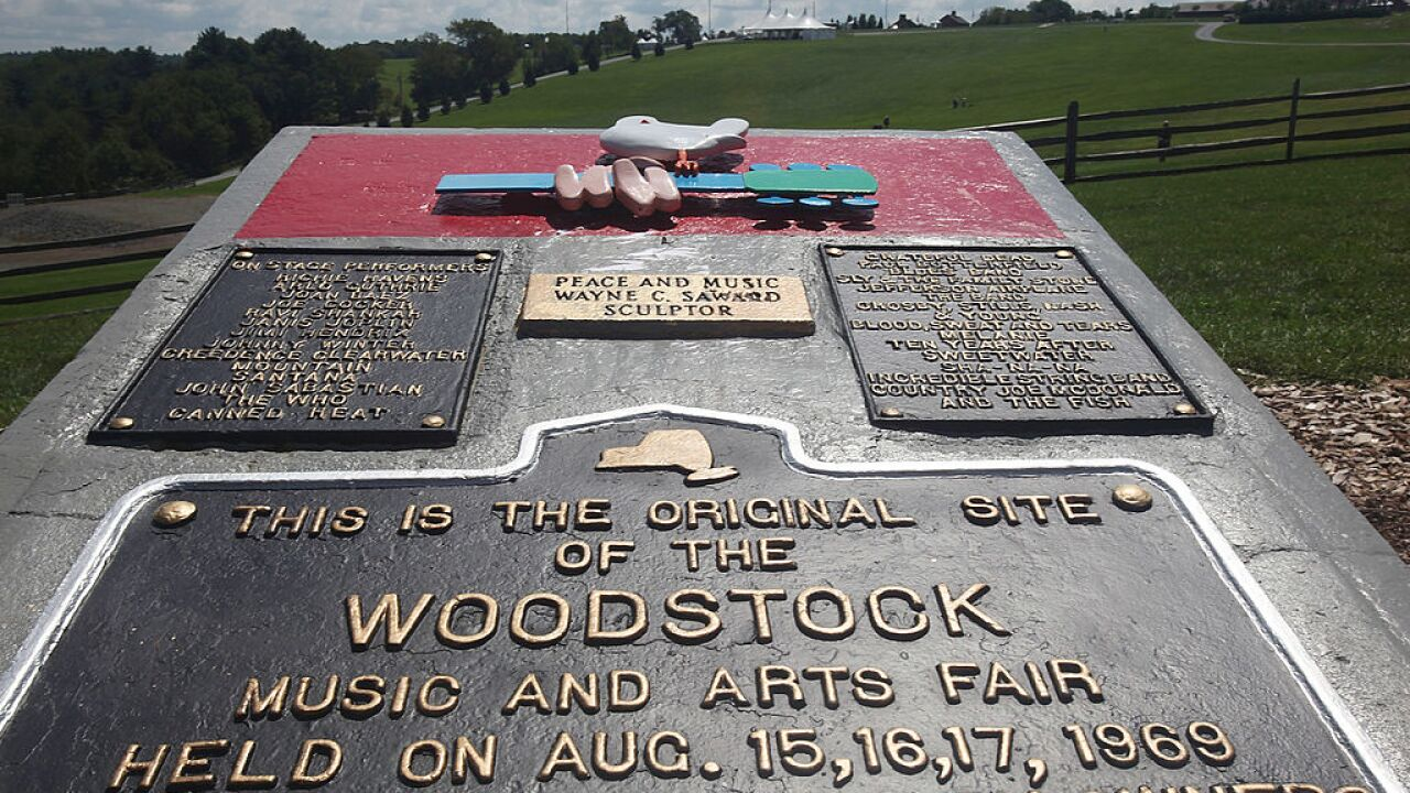The Woodstock 50 festival might be canceled, but also it might not be