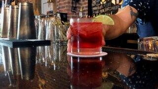 cocktail, alcohol, drink, bar, bartender