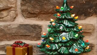 Your old ceramic Christmas tree could be worth hundreds of dollars