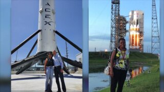 Two Michigan women reflect on their involvement in historic SpaceX launch