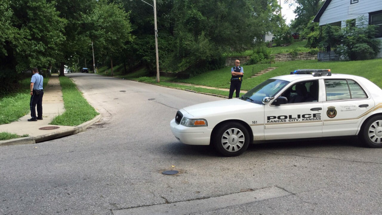 Police chief: Officer shot in KCK