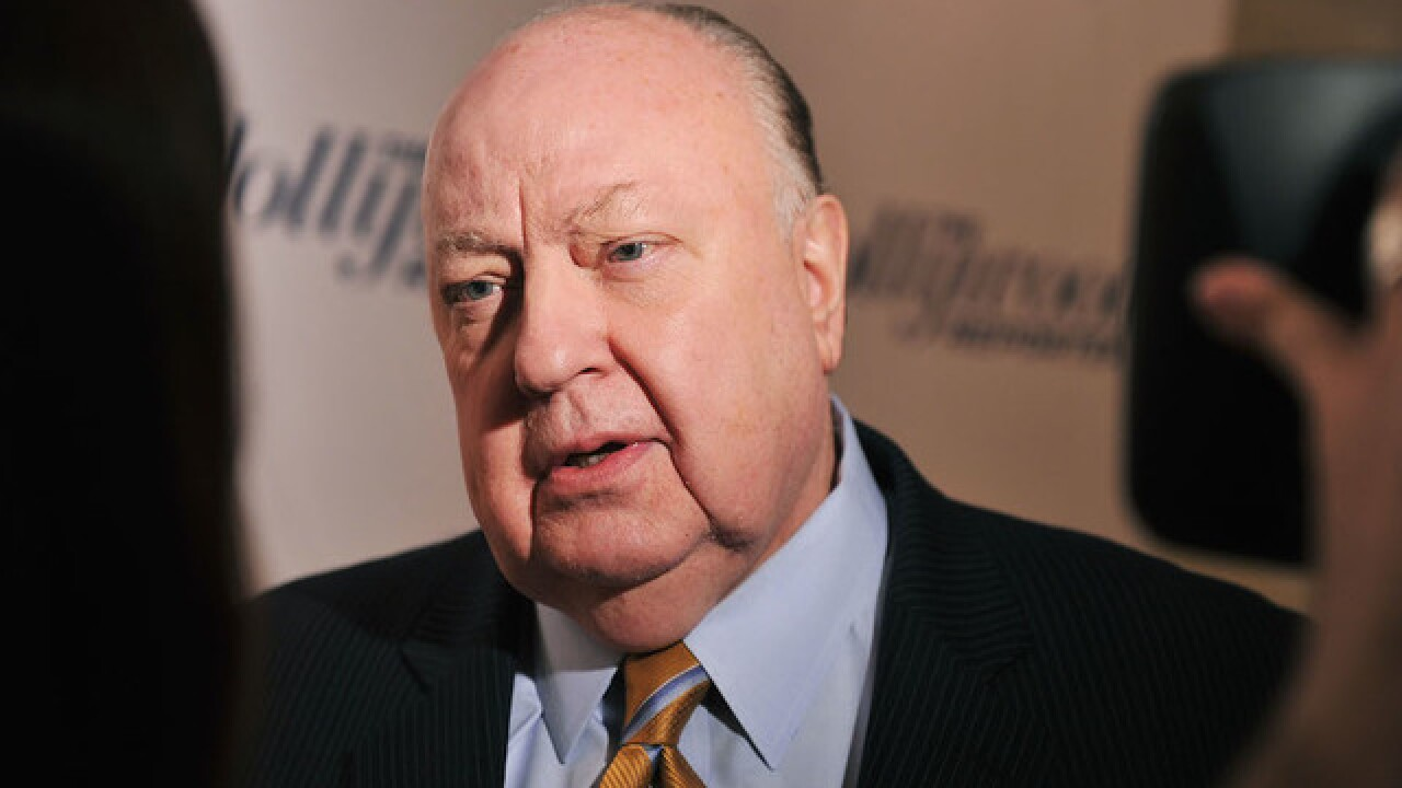 Roger Ailes fell, hit head days before death