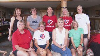 1980 USA Women's Volleyball Team