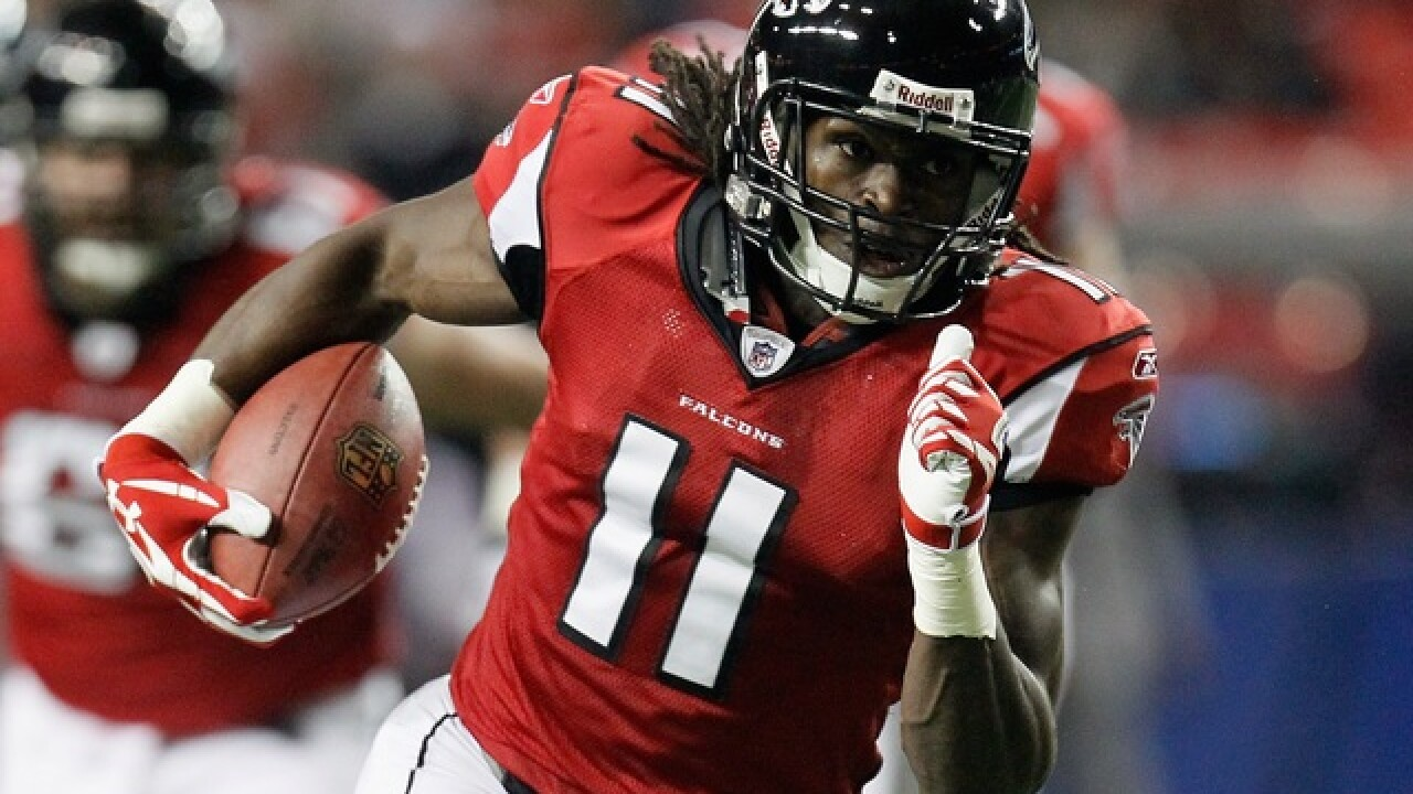 Julio Jones Says Sprained Toe Won T Keep Him Out Vs Packers