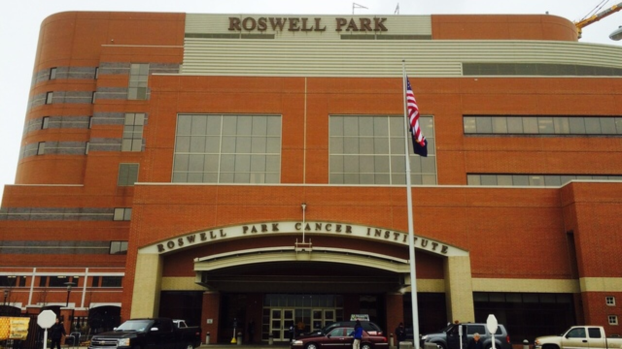 FDA authorizes Roswell Park for clinical trial to fight COVID-19 in cancer patients