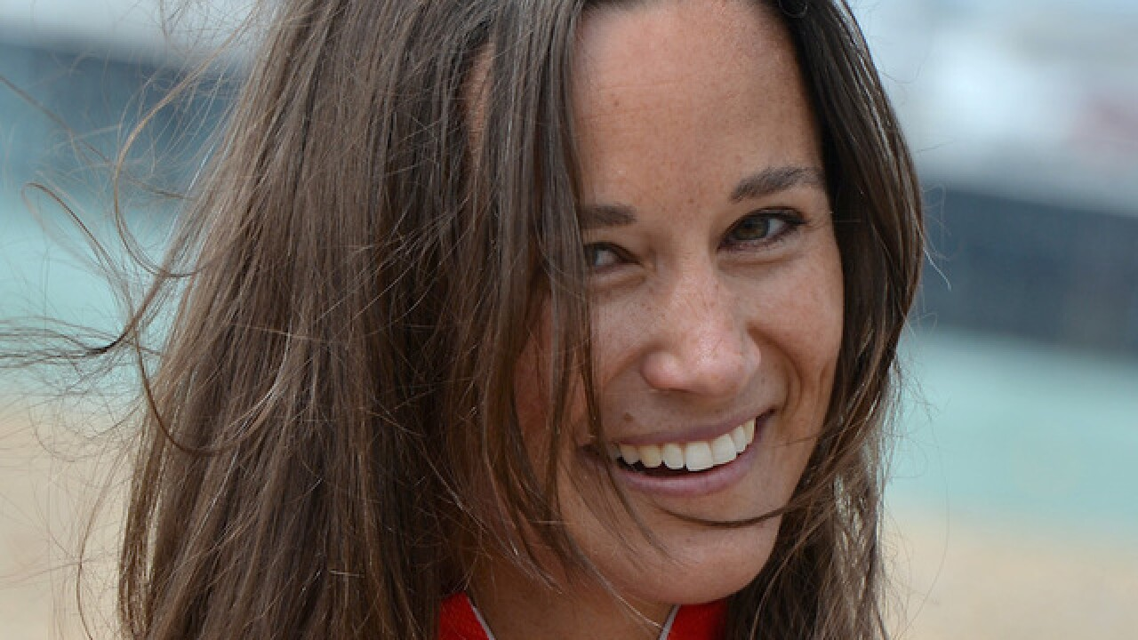 Thousands of Pippa Middleton's private photos stolen in phone hack