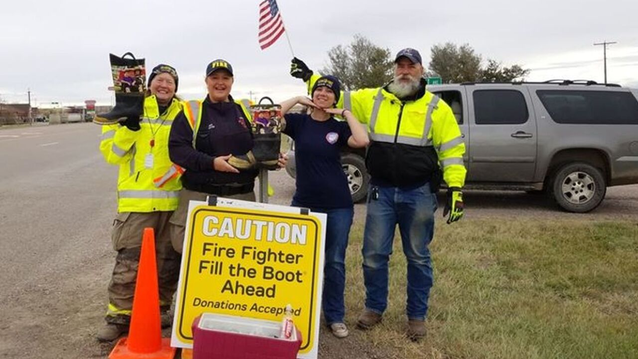 """""""Fill The Boot"""" in Vaughn"""