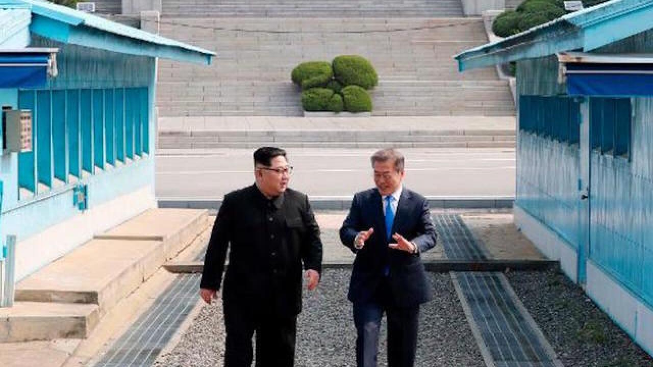North and South Korea agree to end Korean War in historic accord