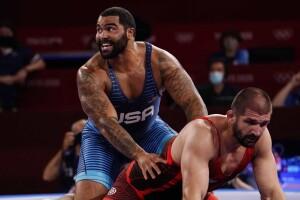 Olympic wrestling Day 14: Gold for Steveson, bronze for Dake
