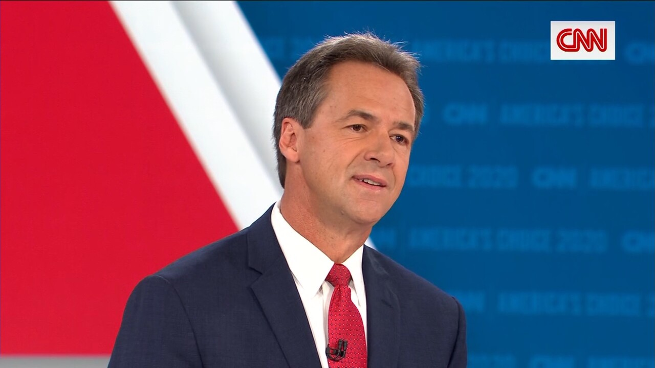 Poll: Bullock still at less than 1% in Democratic presidential race