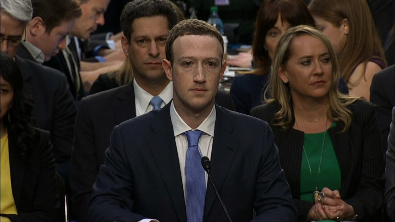 Mark Zuckerberg takes heat over illegal opioid sales on Facebook