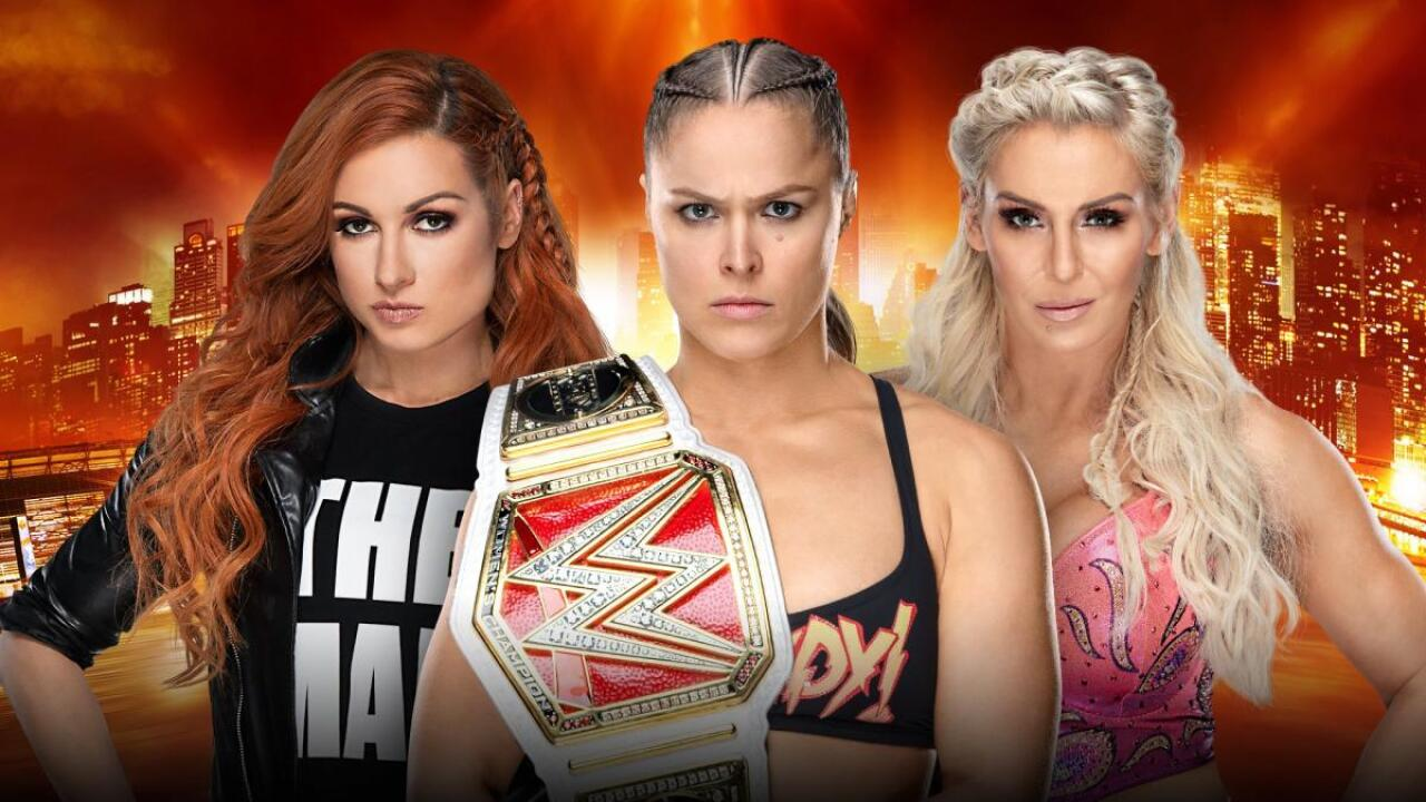 WWE WrestleMania to feature women's main event for first time ever