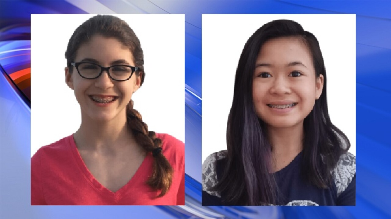 Two local spellers compete in Scripps National Spelling Bee