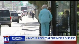 Booming Forward: Debunking four myths about Alzheimer's disease