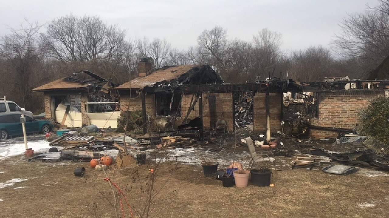 Woman, pets killed during house fire that started on New