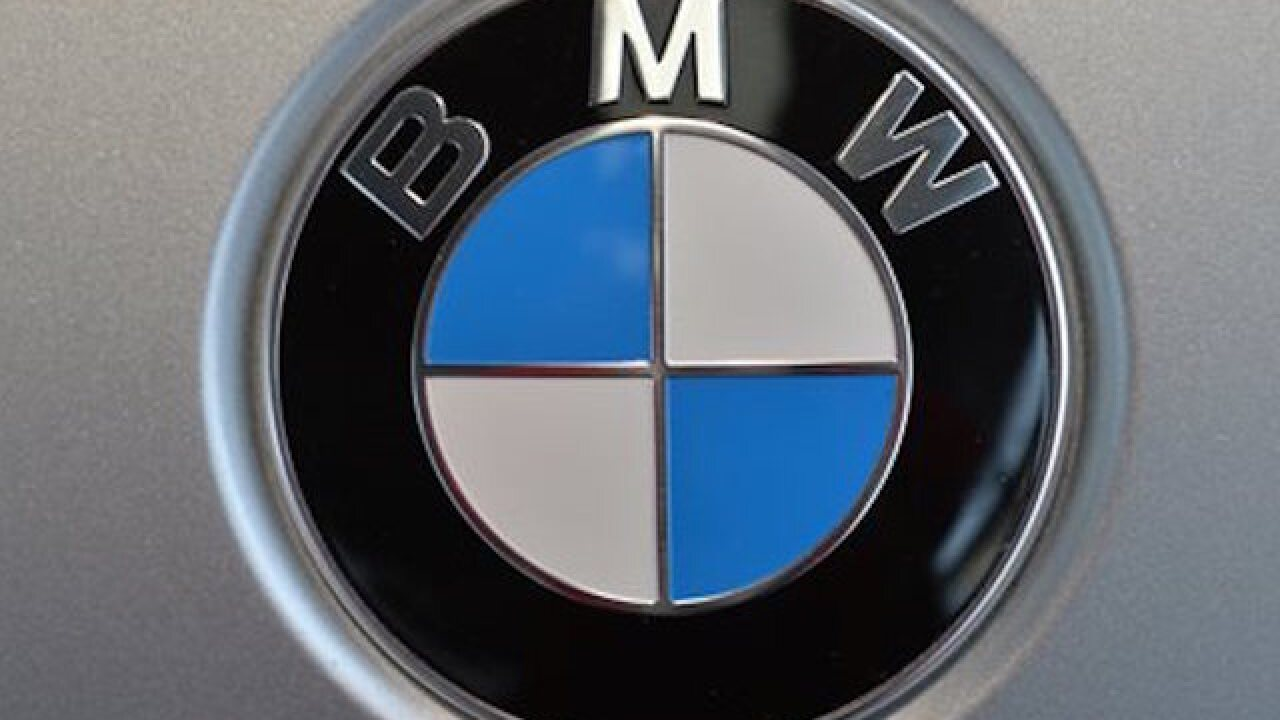BMW recalls cars, SUVs to fix backup camera display problem