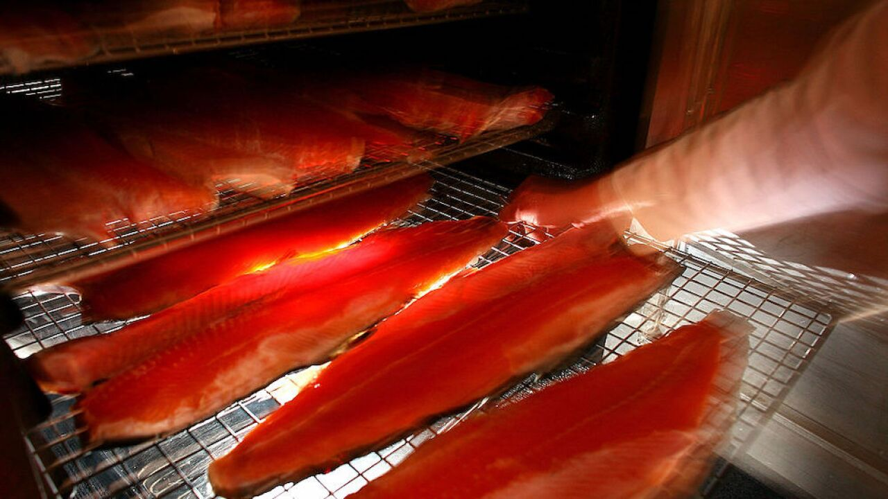 Catsmo smoked salmon recalled due to possible listeria contamination