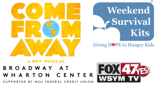 YesSquad Come from Away Weekend Survival Kits Event