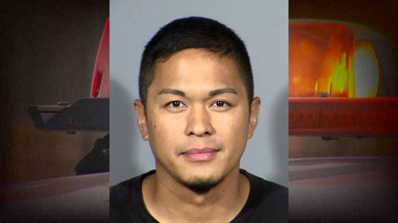Unlicensed Las Vegas area car dealer pleads guilty to forgery
