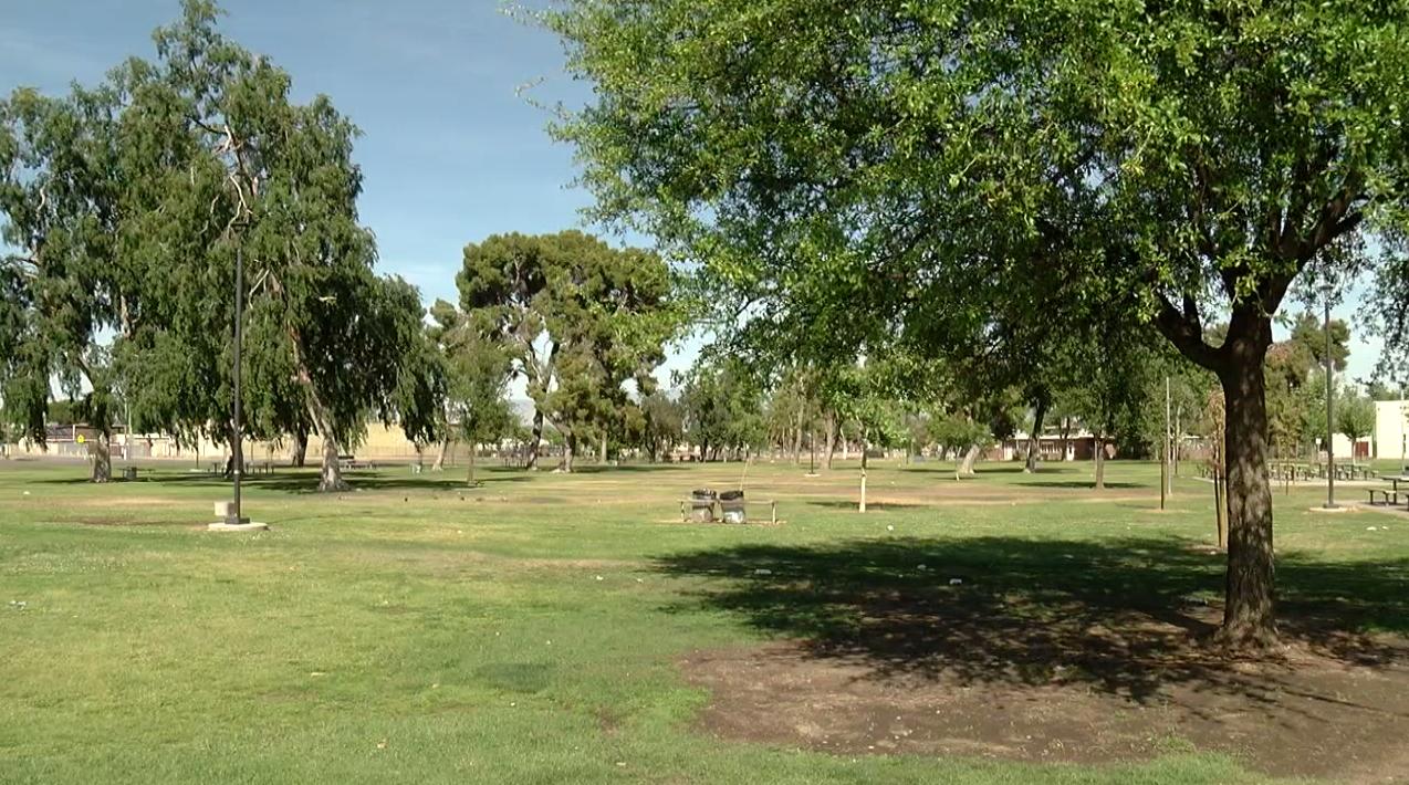 MLK Park Bakersfield