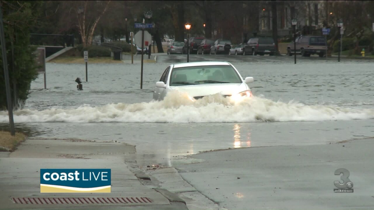 How to get the facts about flooding in Hampton Roads on CoastLive