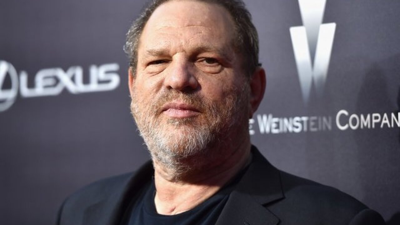 Weinstein Company files for bankruptcy, says victims can speak out