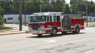 Stock Independence Fire Truck 2