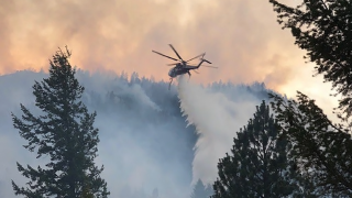 Mandatory evacuations remain as Cameron Peak Fire grows to become Colorado's 3rd largest