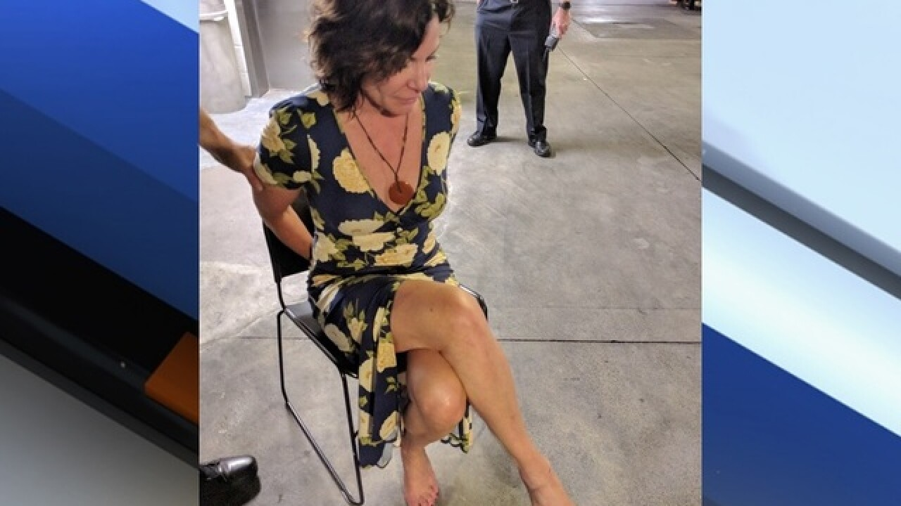 Luann de Lesseps arrest: 'I'm going to kill you'