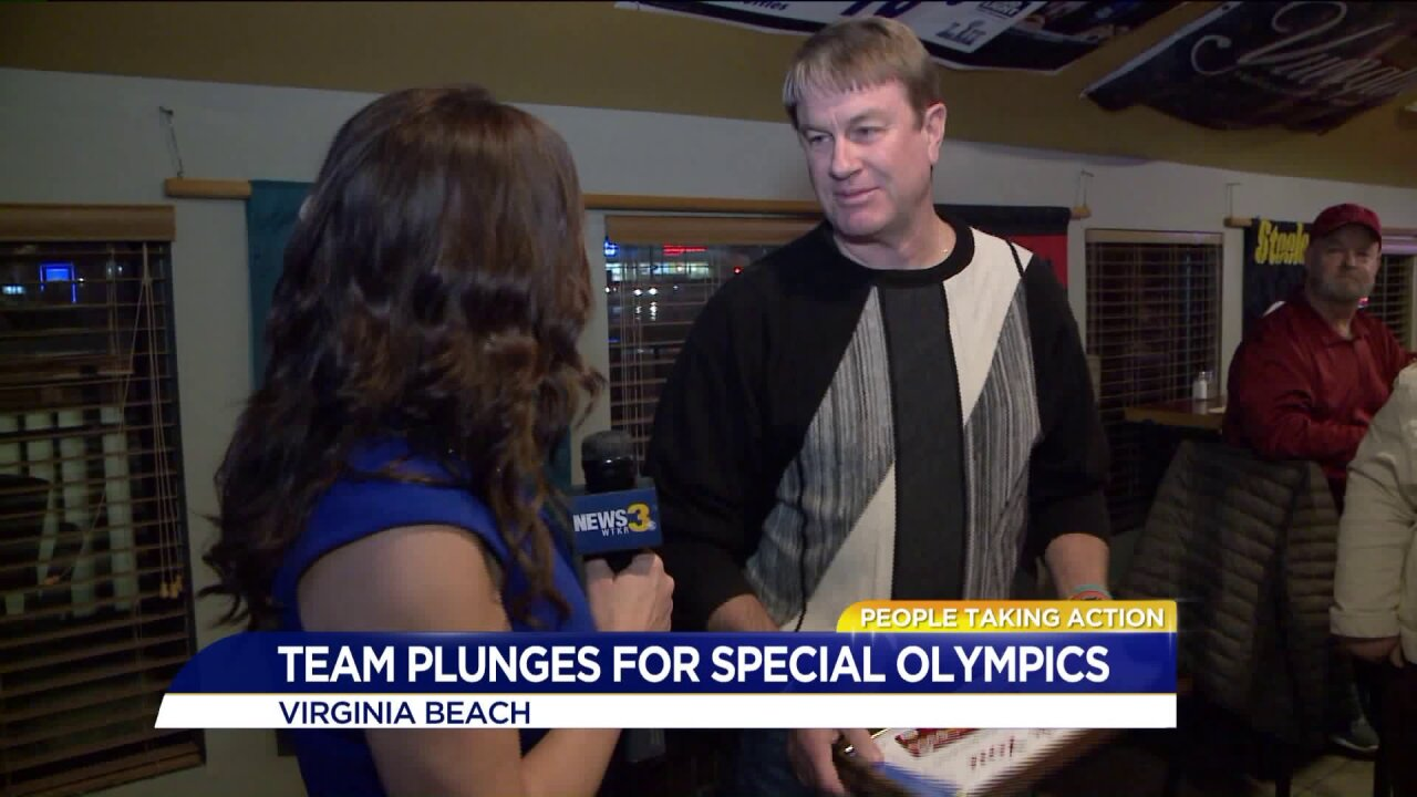 Parrotheads forge ahead with Polar Plunge after losing their belovedleader