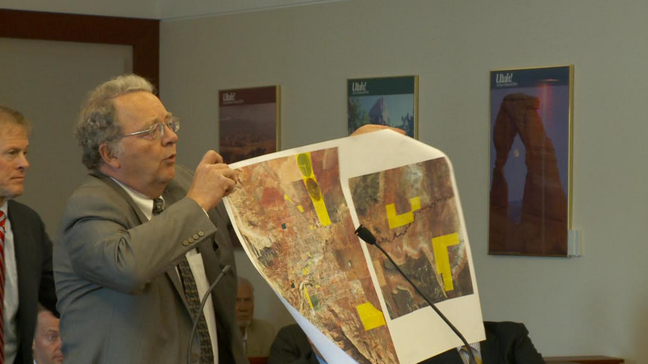 Utah pushes for resolution to FLDS landbattle