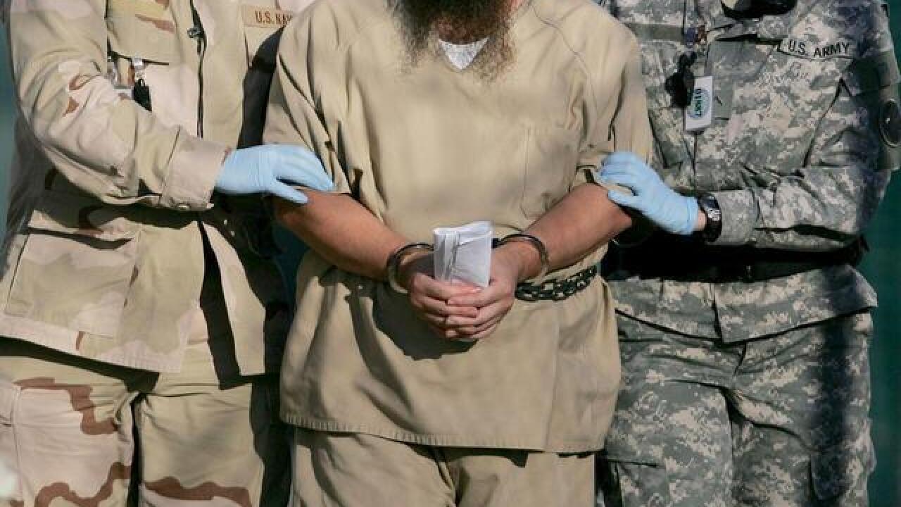 Trump orders Guantanamo Bay prison to stay open